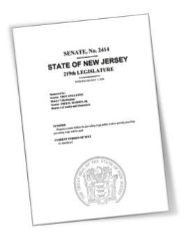 Bill May Increase Bid Rejections - NUCA NJ Weighing In