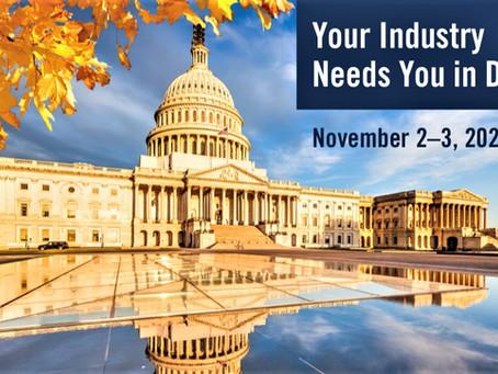 NUCA Summit Back In Person Nov 2-3
