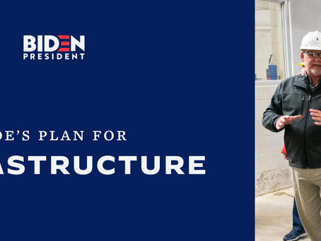 Utility Infrastructure Must Get Top Billing with Biden
