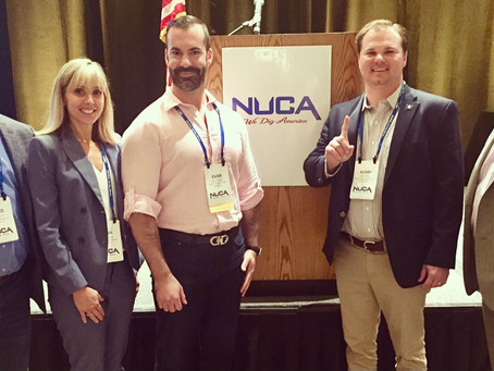 NUCA New Jersey Inducts NUCA Kentucky at National Convention