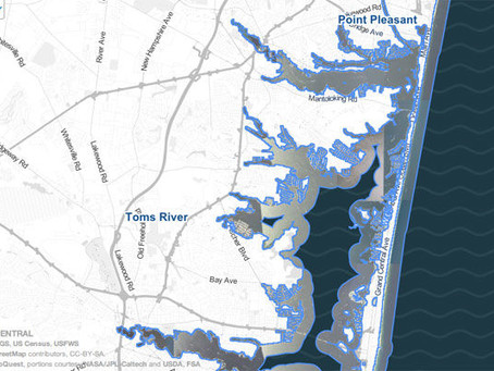 NUCA NJ Joins Coalition to Address Governor's Climate Change Initiative