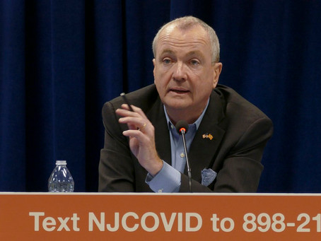 Gov. Murphy Further Locks Down State - NOT Construction Projects
