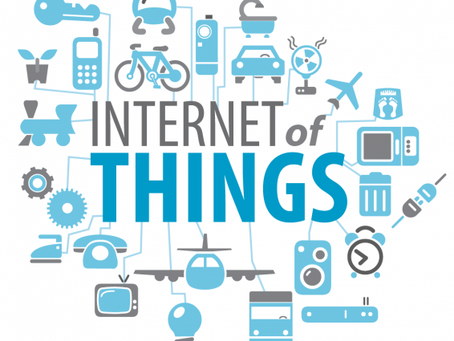 The Internet of Things - We're already there!