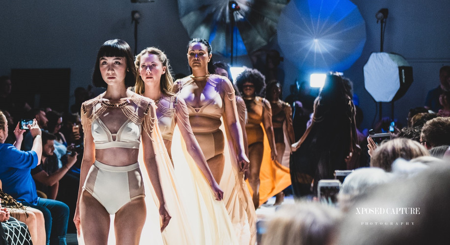 Designed by 2019 winner Naked Rebellion: 10 Shades of Nude