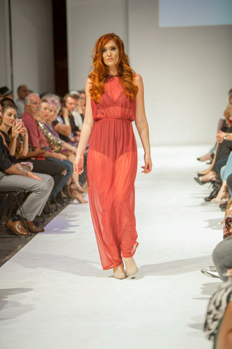 Design by 2018 winner Leonor Aispuro at Cultiave Fashion Show