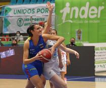 Primer triunfo de Manizales Basketball Club en la Liga Superior de Baloncesto Femenino 2020