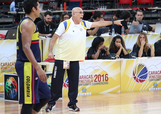 Convocada la selección Colombia mayores 2017