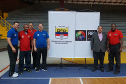 FIBA Americas National Clinic for Referees - Colombia 2017 - 22