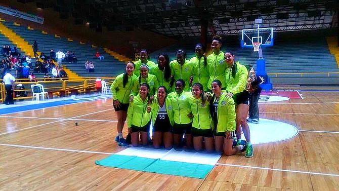 Antioquia campeón de la III Copa Especial Femenina