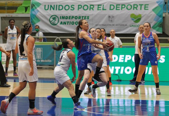 Definidas las semifinales en la Liga Superior de Baloncesto Femenino 2020