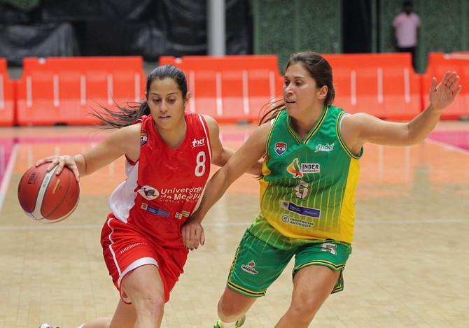 Quintetos locales lideran la Liga Superior de Baloncesto Femenino