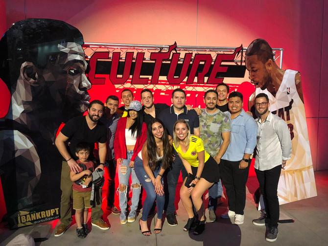 Noche Colombiana de Miami Heat 2019