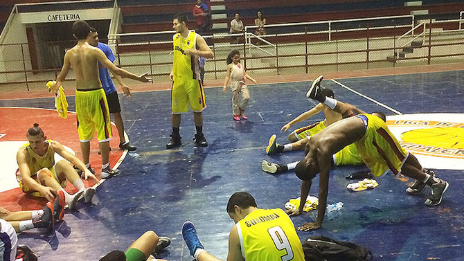 Selección Colombia Sub-17 está lista para  competir en Argentina