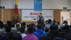 FIBA Americas National Clinic for Referees - Colombia 2017 - 6