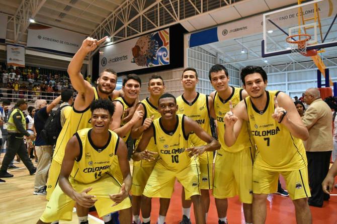 Selección Colombia Sub19 consiguió el Oro Bolivariano
