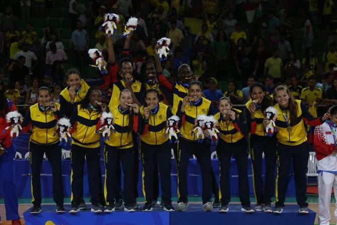 ¡Histórico!, Colombia logró oro en los juegos Centroamericanos 2018