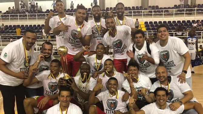Titanes de Barranquilla, campeón de la LPB 2018