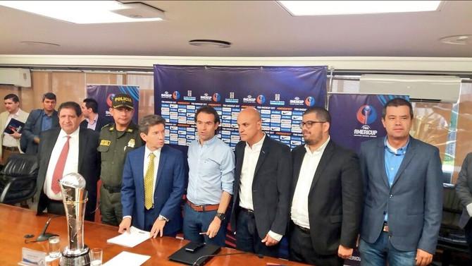 Colombia está lista para la FIBA Americup 2017
