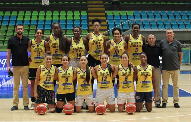 Inicia la fase definitiva de la Liga Superior de Baloncesto Femenino 2020