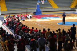 FIBA Americas National Clinic for Referees - Colombia 2017 - 18