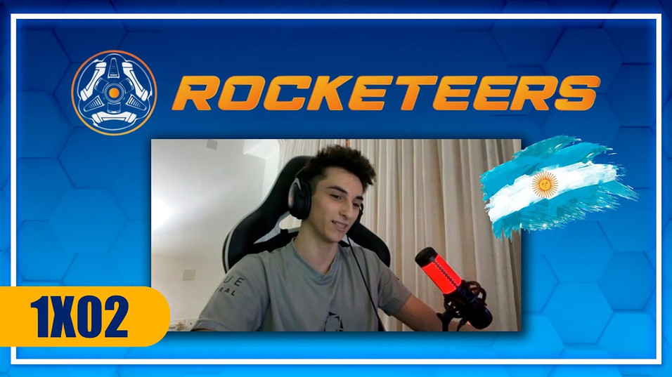 VIDEO - INTERVIEW BY ROCKETEERS