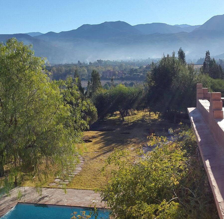 villa avec piscine, location maison marrakech