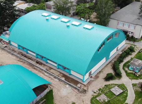 """Nový """"domov"""" pre Tsunami."""