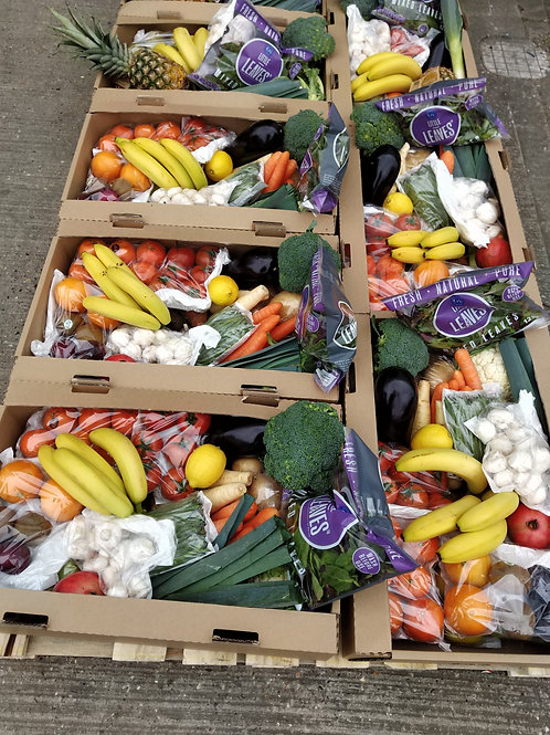 Every Day Essential Fruit and Vegetable Box