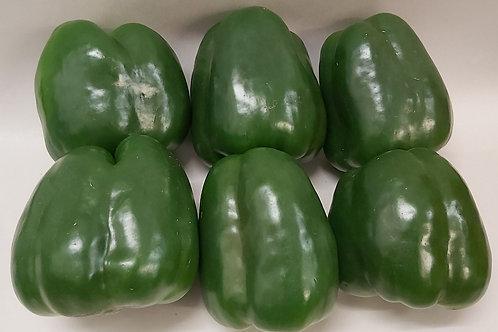 Pepper Green each