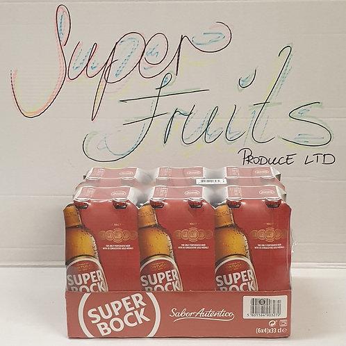 Super  Bock Beer 24x 330ml