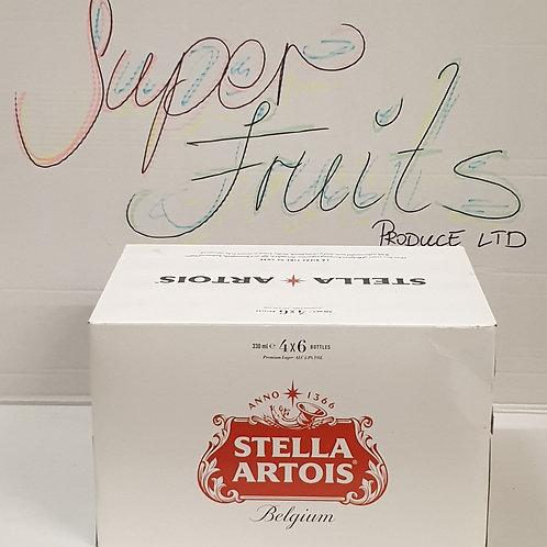 Stella artois 24 x330ml