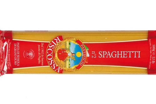 Riscossa Spaghetti 500g