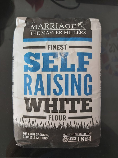Marriage Sel Raising Flour 1.5kg