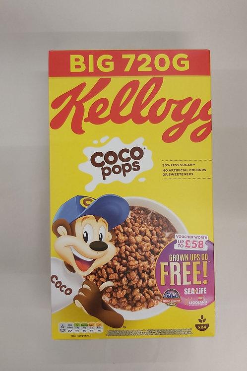 Kellogg Coco Pops 720g