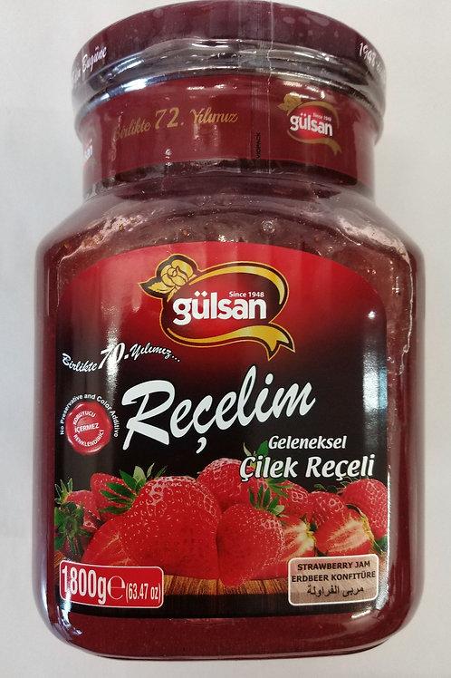 Strawberry Jam 1800g