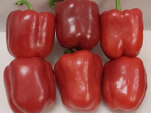 Pepper Red each