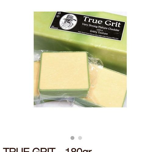 True grit 180g