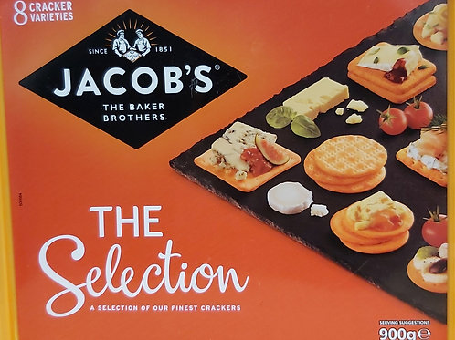 Jacob's Cracker 900g e