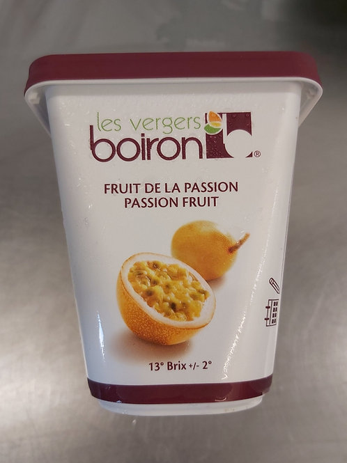 Boiron Frozen Passion Fruit Puree 1kg