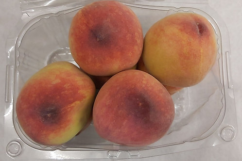 Peach pack of 4
