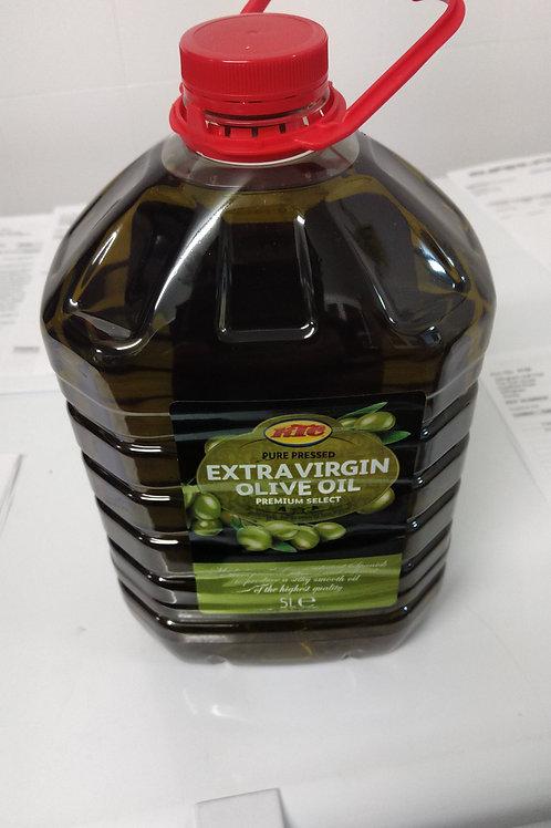 KTC Extra Virgin Olive Oil  5ltr