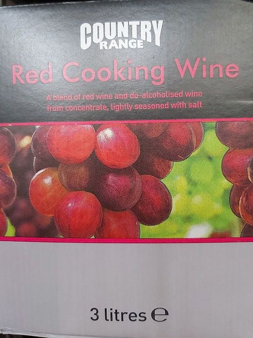 Cooking  red wine 3L