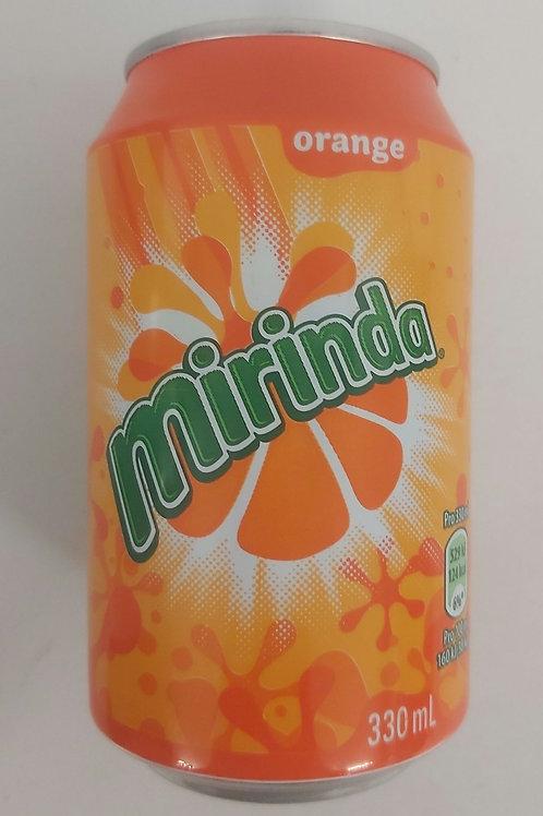 Mirinda Orange 4 x 330ml ( Best Before End FEB 21)