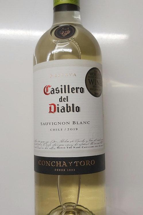 Casillero del Diablo Sauvignon Blanc 75cl white wine