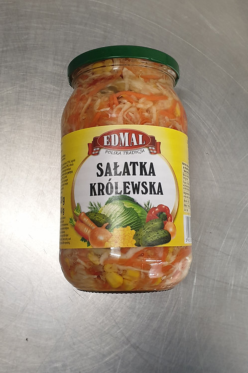 Edmal Vegetable Royal Salad 900ml