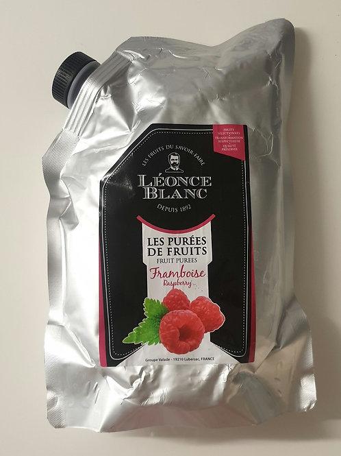 Valade Puree Raspberry 1kg