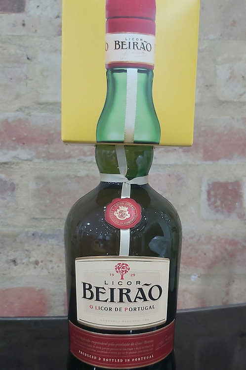 Licor Beirao 70cl with free glass (Portugal)