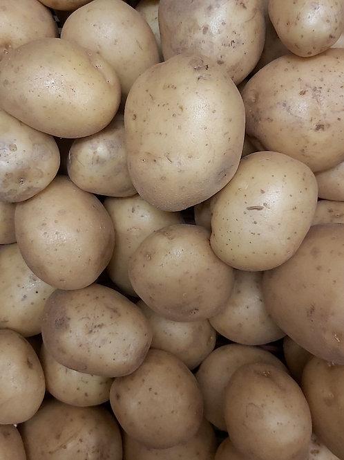 Potatoes white 25kg bag
