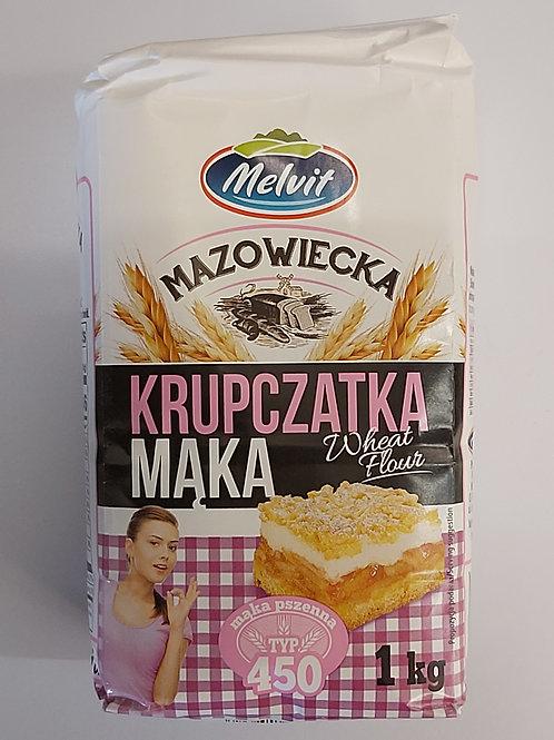 Melvit Krupczatka (Self Raising Flour 1kg)