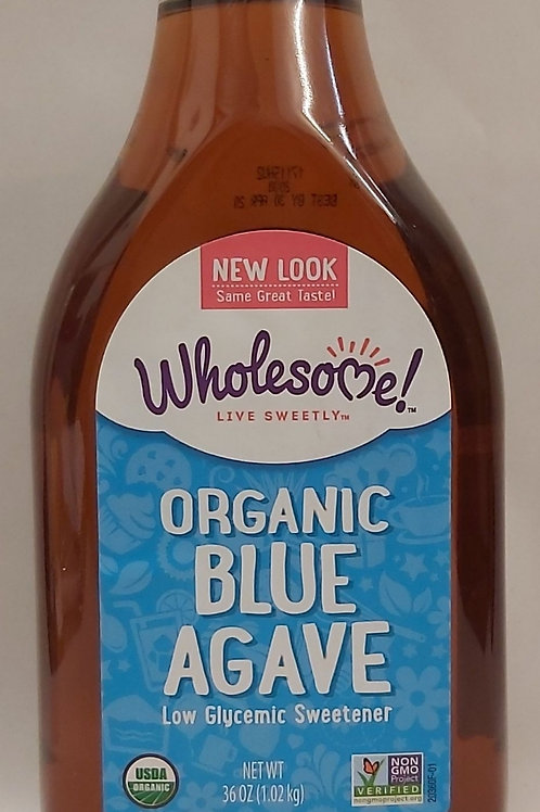Organic Blue Agave (Syrup)
